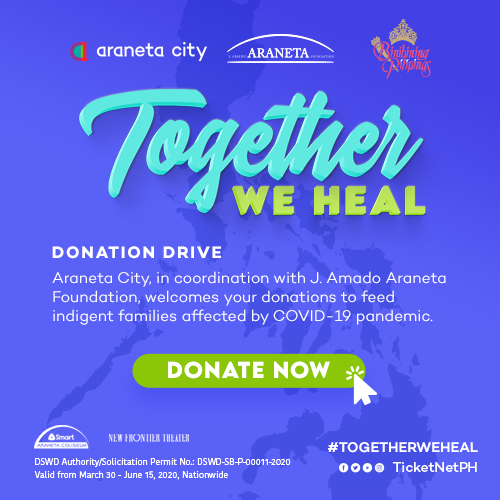Together_500x500 Donation Drive Ticketnet